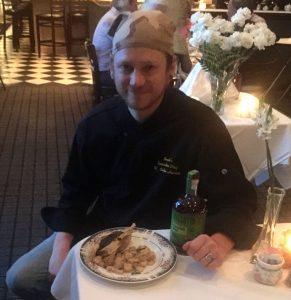 Chef Colter Hubsch