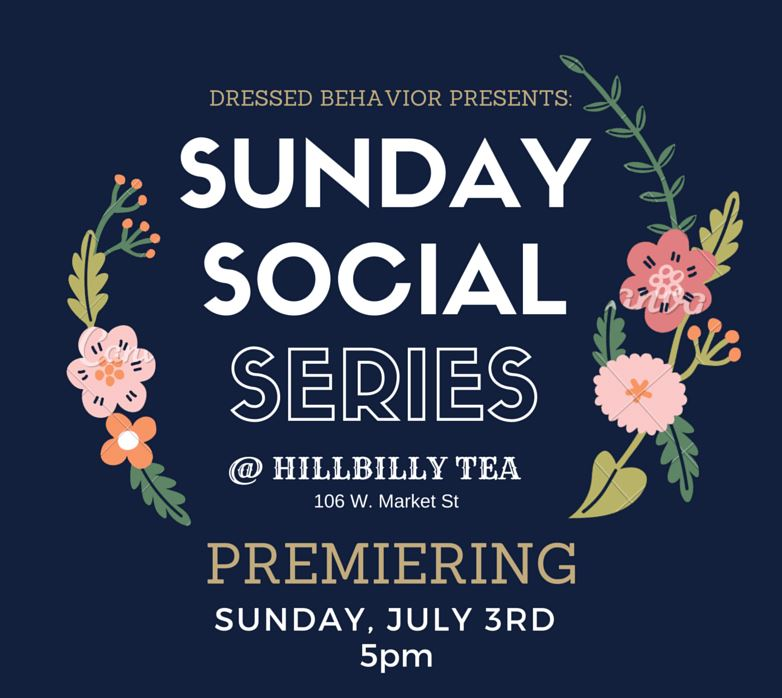 Hillbilly Tea Series
