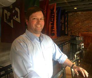 Dan Borsch at the Old Louisville Tavern