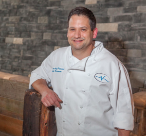 Chef John Varanese. Photo by Bill Brymer