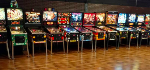RecBar has plenty of pinball
