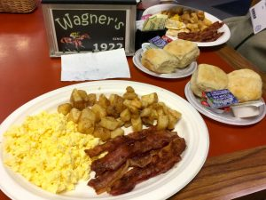 Breakfast at Wagner's