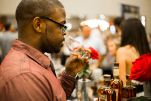 There will be no shortage of whiskey to taste at the Higher Proof Expo. | Image courtesy of Kentucky Bourbon Affair